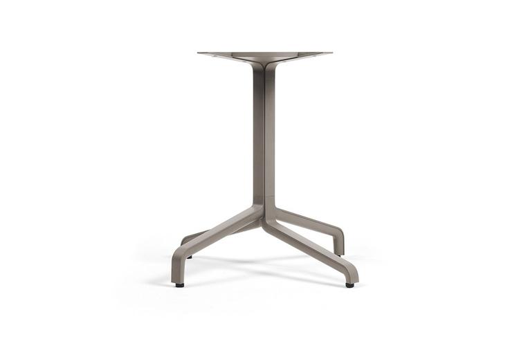 Pie mesa hosteleria aluminio tortora Frasca maxi