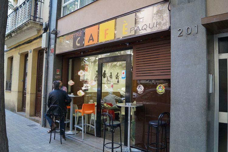 proyecto cafeteria Barcelona