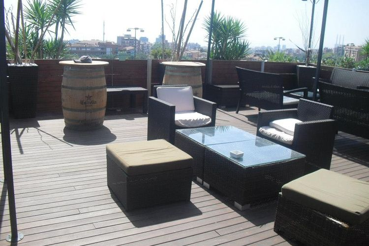 proyecto restaurante Badalona exterior