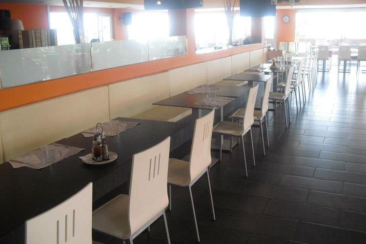 proyecto restaurante Badalona interior