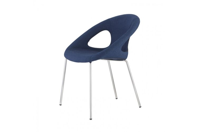 Silla de diseño Drop Pop azul