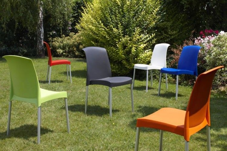 silla de diseño exterior jenny