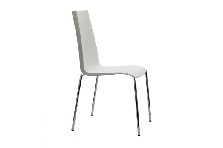 Silla de diseño Mannequin Classic blanca