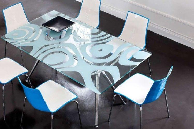 Silla de diseño zebra bicolor oficina