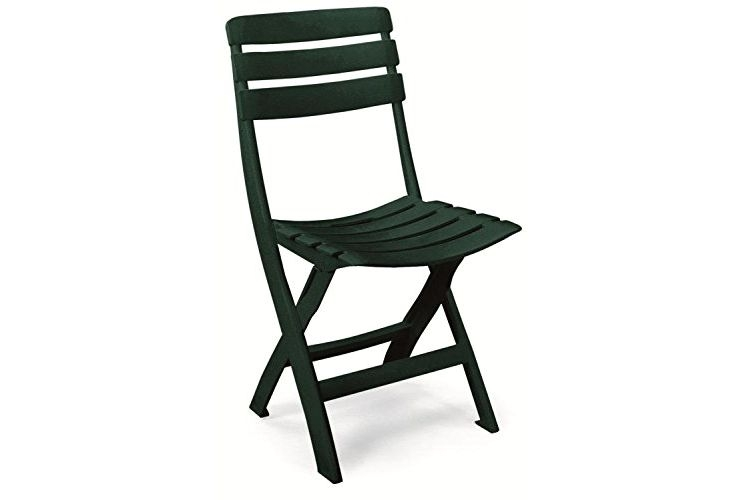 Silla plegable Queen verde