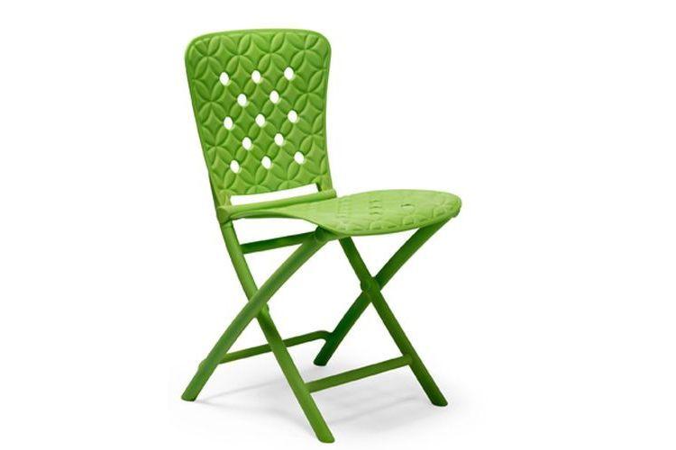 Silla plegable ZAC SPRING verde