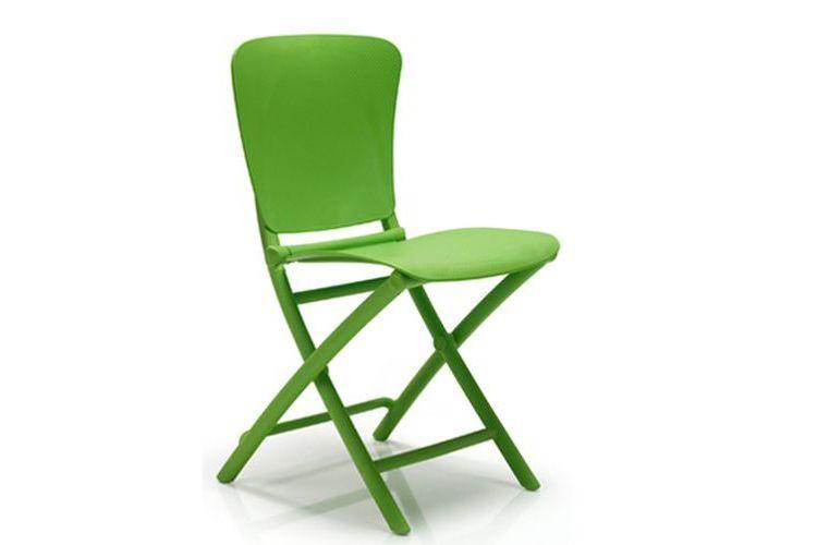 Silla plegable ZAC CLASSIC verde