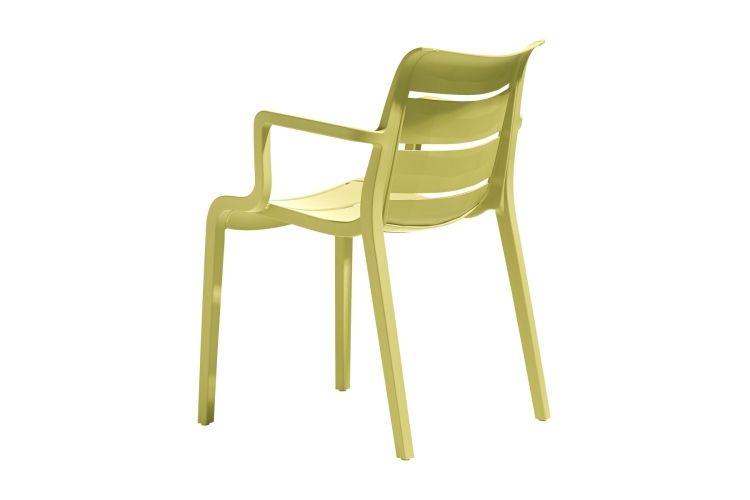 Sillón de diseño amarillo suset