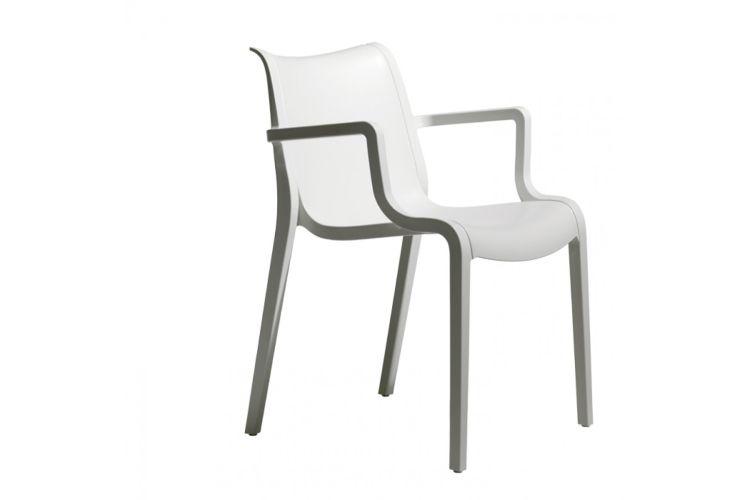 Sillón de diseño blanco extraordinaria 2