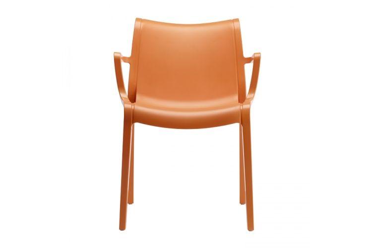 Sillón de diseño naranja extraordinaria 2