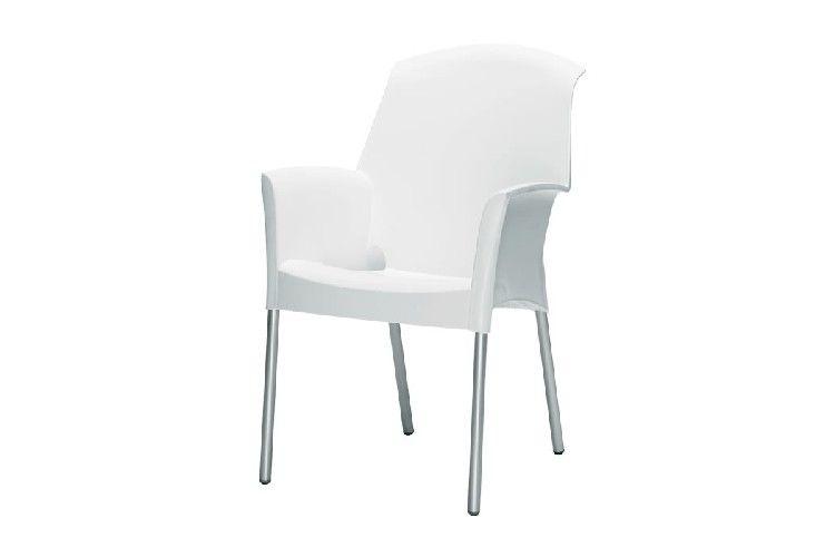 Sillón de diseño Super Jenny blanco