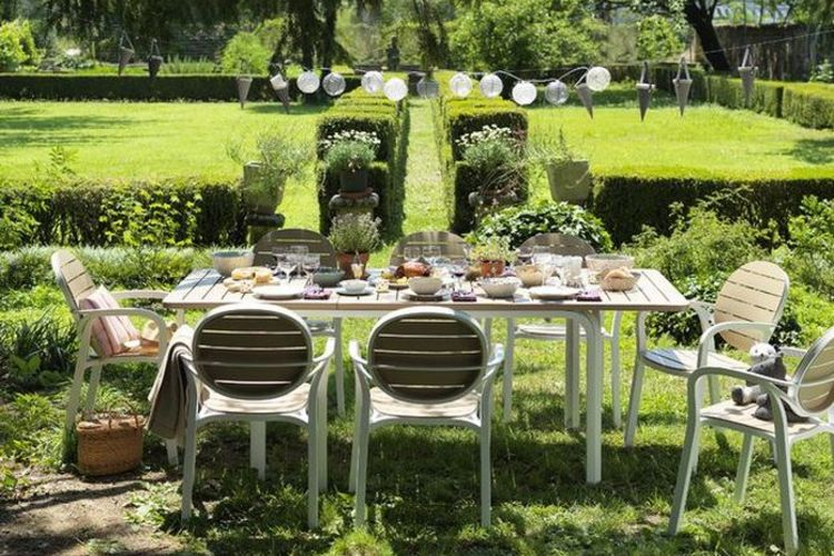 Sillon Palma jardin