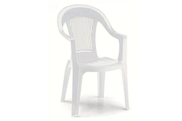 Sillon para hosteleria Elegant blanco
