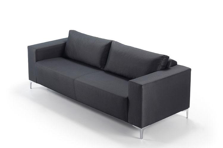 Sofa para hosteleria Clove aerea