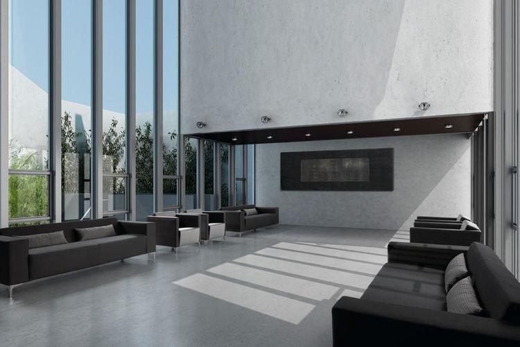 Sofa para hosteleria Clove ambiente hotel