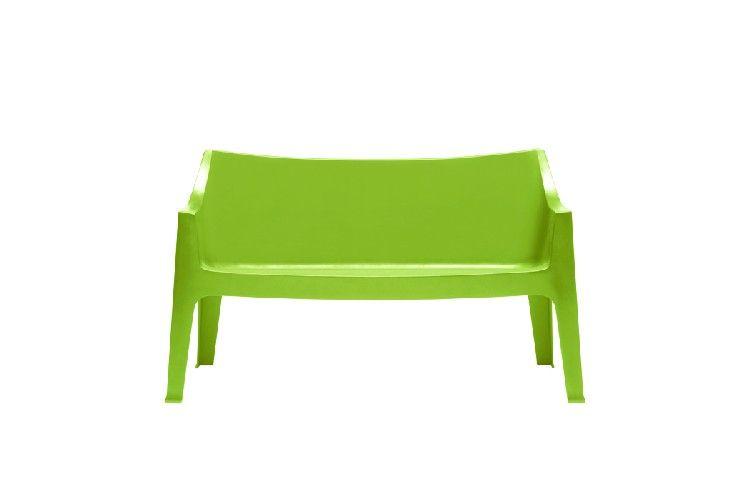 Sofá de diseño Coccolona verde