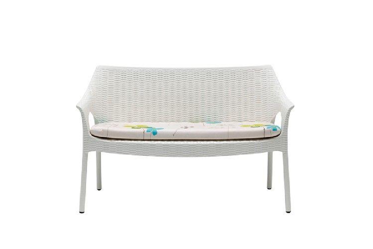 Sofá de diseño Olimpo blanco