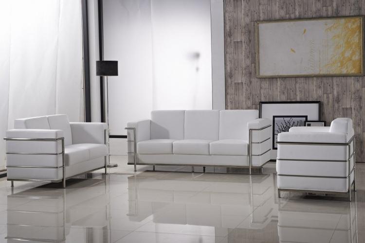 Sofás y sillones hosteleria Duval blanco