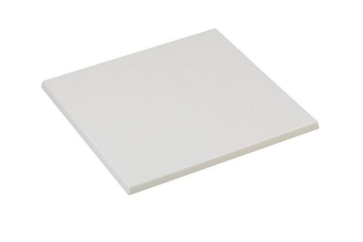 Tablero Werzalit blanco