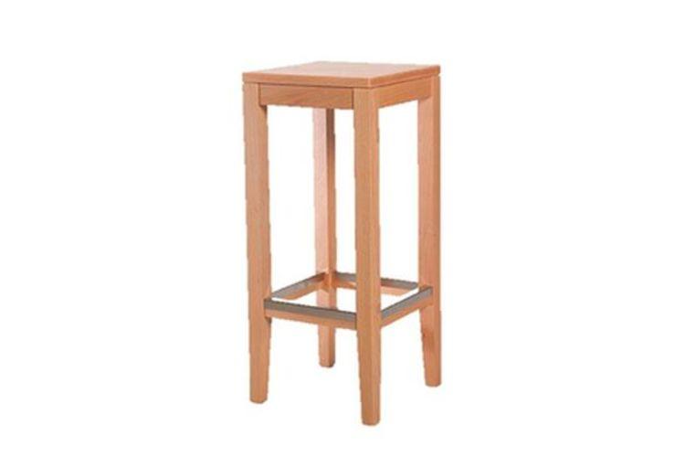 Taburete madera 6300