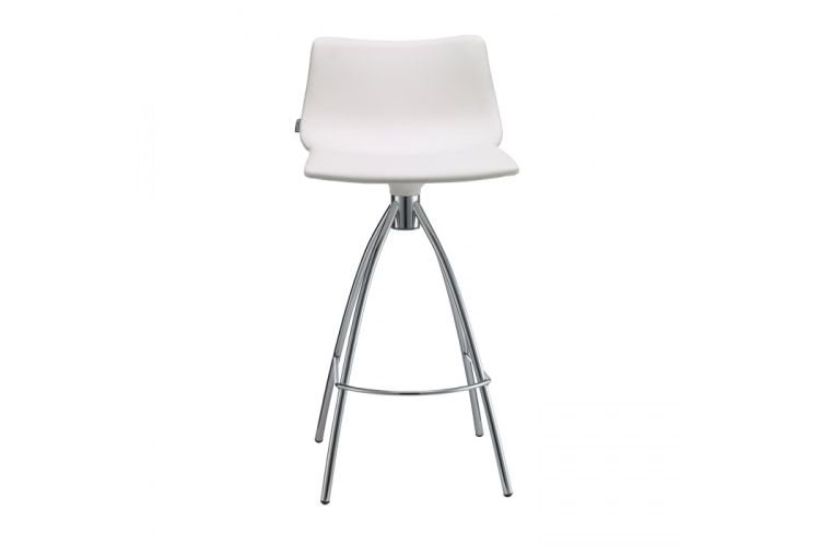 Tabure de diseño Daylight Pop blanco