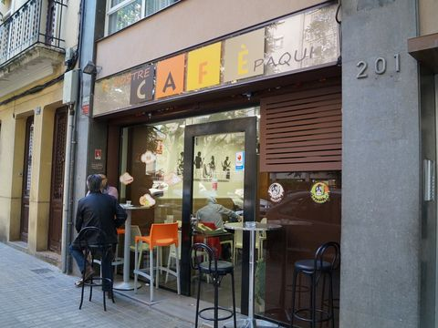 proyecto cafeteria Barcelona