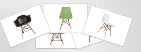 silla tower o eames hosteleria